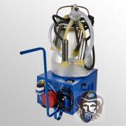 Доильный аппарат АДЭ-02 силикон