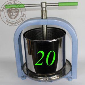 Пресс винтовой ЛАН 20 литров