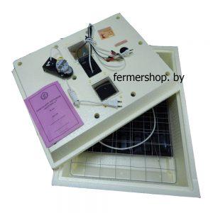 Инкубатор Золушка 70 цифровое табло, гигрометр, автомат+12В