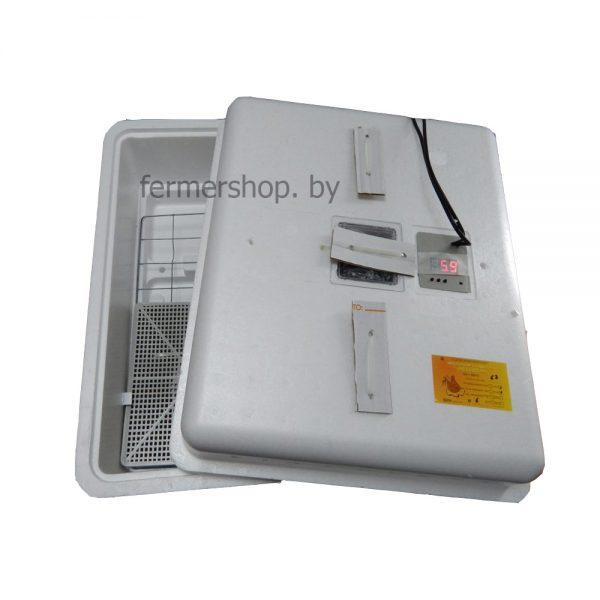 Инкубатор Несушка 63 цифровое табло, автомат