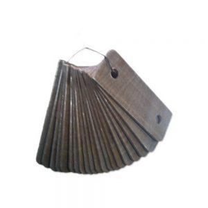 Ножи-молотки для измельчителей зерна (зернодробилок) Эликор (комплект 12шт)