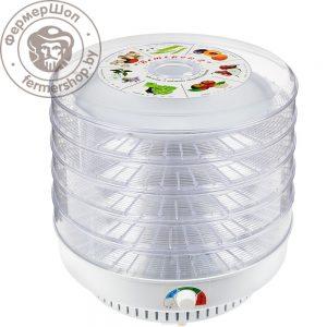 Сушилка для овощей и фруктов Ветерок-2 (5 поддонов, прозрачная)