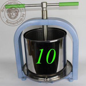 Пресс винтовой ЛАН 10 литров