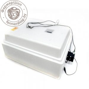 Инкубатор Несушка 77 автоматический, цифровой, гигрометр+вентиляторы, №59ВГ