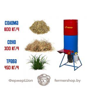 Кормоизмельчитель Фермер КР-02, 380 В (сено, солома)