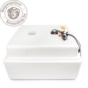 Инкубатор Несушка 104 автоматический, цифровой, 12В+вентиляторы, №64В