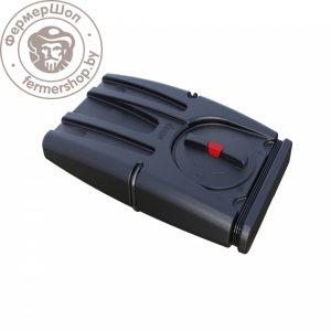Бак для душа Rostok 80л с подогревом и лейкой (цифровой термометр)